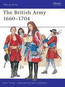 The British Army 1660–1704