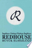 Larger Redhouse Portable Dictionary