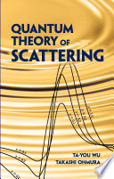 Quantum Theory of Scattering Book PDF