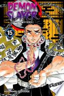 Demon Slayer  Kimetsu no Yaiba  Vol  15
