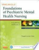 Varcarolis Foundations Of Psychiatric Mental Health Nursing Book PDF