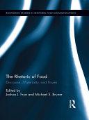The Rhetoric of Food Pdf/ePub eBook