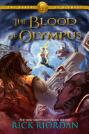 The Heroes of Olympus Book Five  The Blood of Olympus
