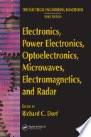 Electronics  Power Electronics  Optoelectronics  Microwaves  Electromagnetics  and Radar