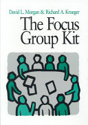 The Focus Group Kit