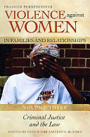 Violence Against Women in Families and Relationships Book