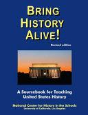 Bring History Alive