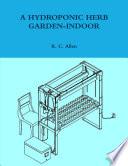 A Hydroponic Herb Garden indoor