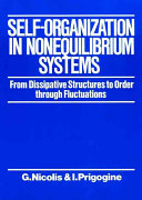 Self Organization in Nonequilibrium Systems