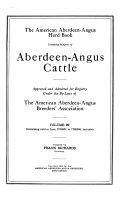 American Aberdeen-Angus Herd Book