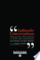 Authentic Conversations Book
