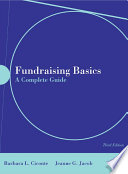 Fundraising Basics  A Complete Guide Book