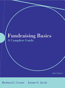 Fundraising Basics: A Complete Guide: A Complete Guide - Seite 125
