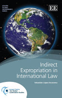 Pdf Indirect Expropriation in International Law Telecharger