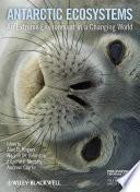 Antarctic Ecosystems