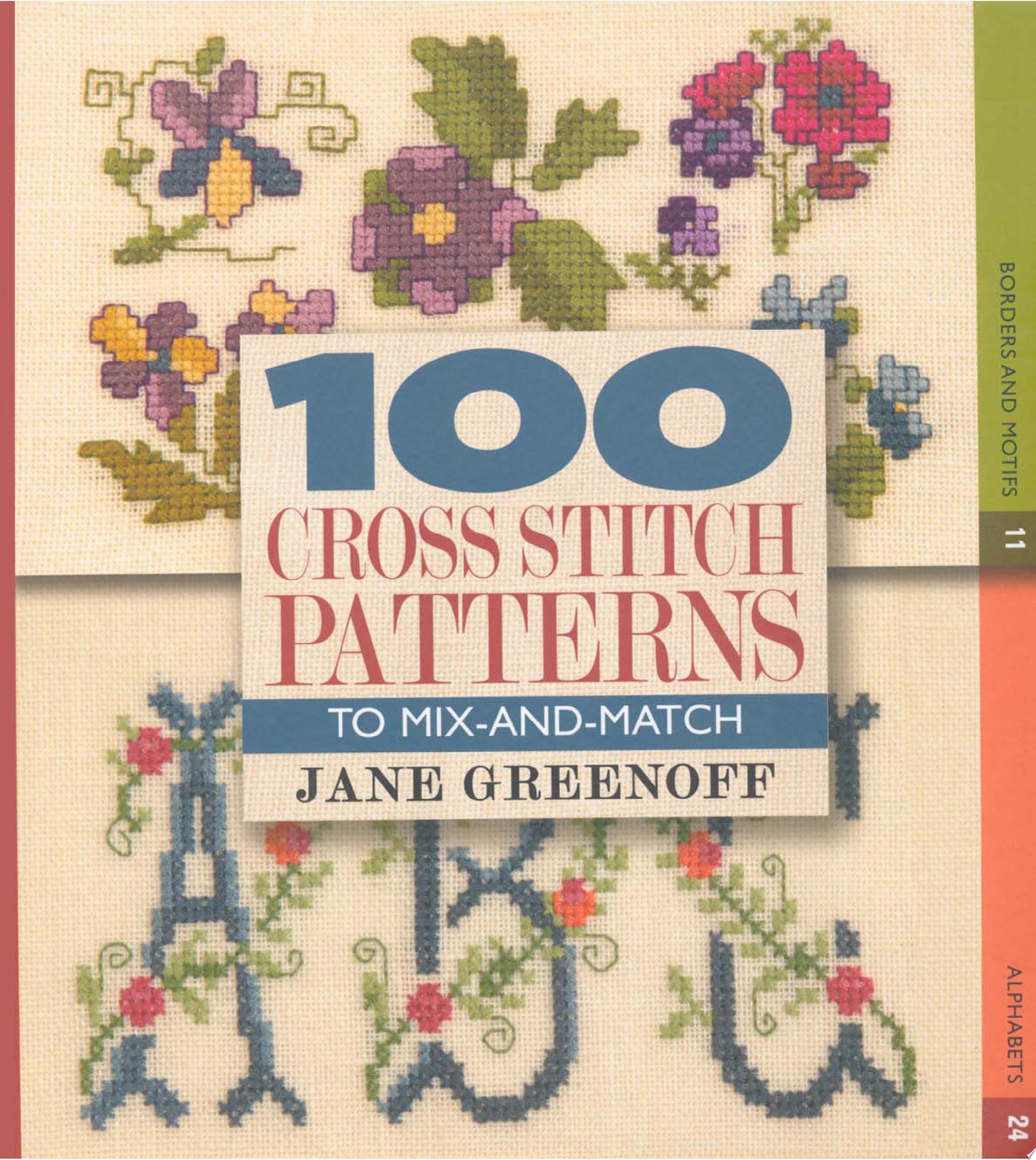 100 Cross Stitch Patterns