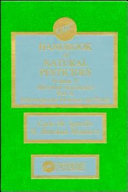 Handbook of Natural Pesticides