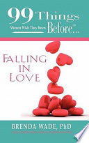 99 Things Women Wish They Knew Before Falling In Love Book