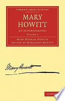 Mary Howitt Books, Mary Howitt poetry book