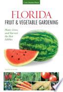 Florida Fruit   Vegetable Gardening Book