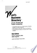 Wards Business Directory