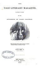 Pdf The Yale Literary Magazine