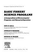 Basic Fishery Science Programs