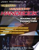Josh Mcdowell S Youth Ministry Handbook