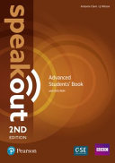 Speakout Advanced 2nd Edition Students  Book and DVD ROM Pack