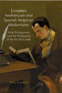 European Aestheticism and Spanish American Modernismo Pdf/ePub eBook