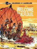 Valerian & Laureline - Volume 4 - Welcome to alflolol
