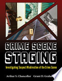 CRIME SCENE STAGING Pdf/ePub eBook