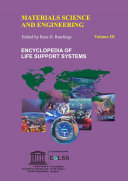 MATERIALS SCIENCE AND ENGINEERING -Volume III Pdf/ePub eBook
