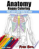 Anatomy Happy Coloring Book for Adult