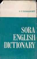 Sora-English Dictionary