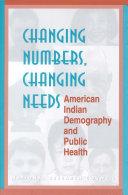 Changing Numbers, Changing Needs Pdf/ePub eBook