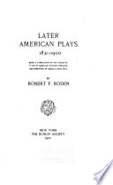 Publications of the Dunlap Society