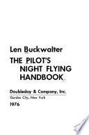 The Pilot's Night Flying Handbook