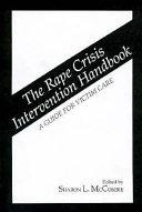 The Rape Crisis Intervention Handbook Book