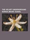 The Velvet Underground Songs