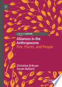 Alliances in the Anthropocene