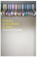 Fashion and Cultural Studies