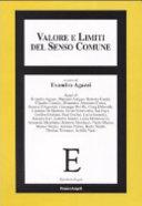Valore e limiti del senso comune