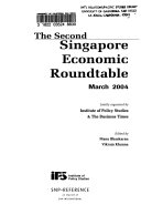 The Second Singapore Economic Roundtable  March 2004