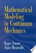 Mathematical Modeling in Continuum Mechanics Book