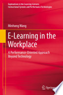 E Learning in the Workplace Book
