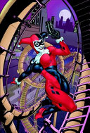 link to Harley Quinn by Karl Kesel and Terry Dodson in the TCC library catalog