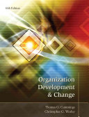 Organization Development and Change Book