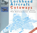 Lockheed Aircraft Cutaways