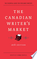 The Canadian Writer S Market 18th Edition